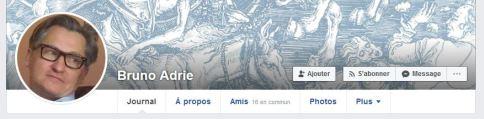 Bruno Adrie FB