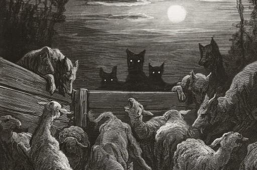 Doré-les-loups-et-les-brebis