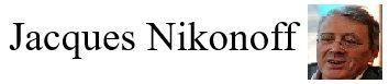 Nikonoff
