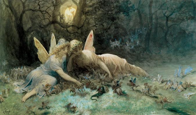 the-fairies-gustave-dore