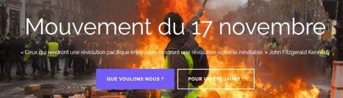 Mouvement du 17 novembre