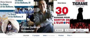 Olivier Delorme FB