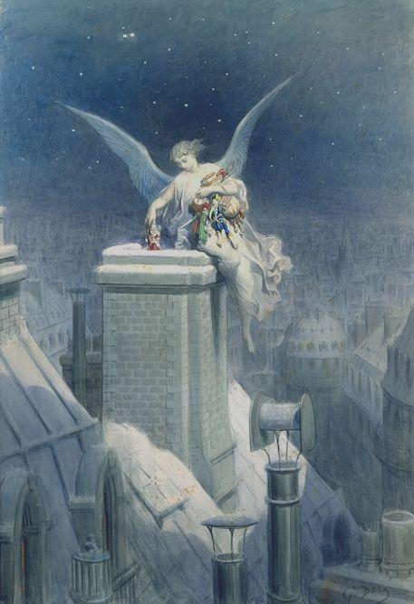 Gustave Doré - Sans titre